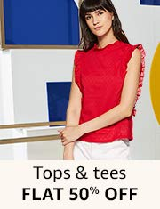 Tops and tees