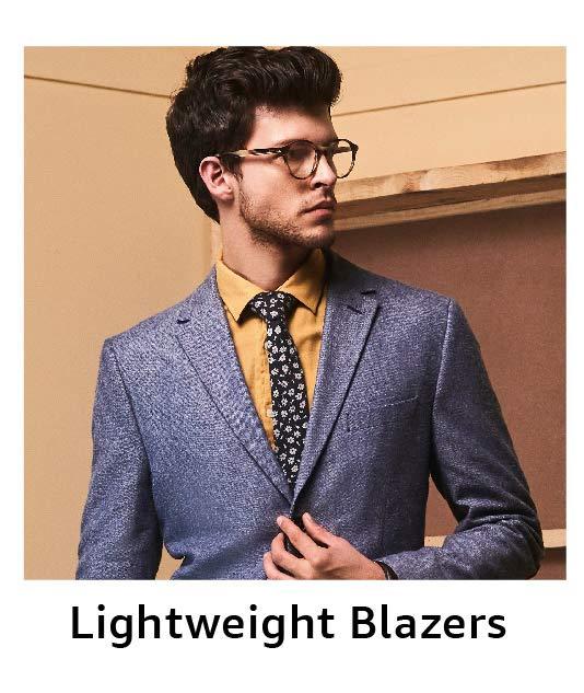 Lightweight Blazers