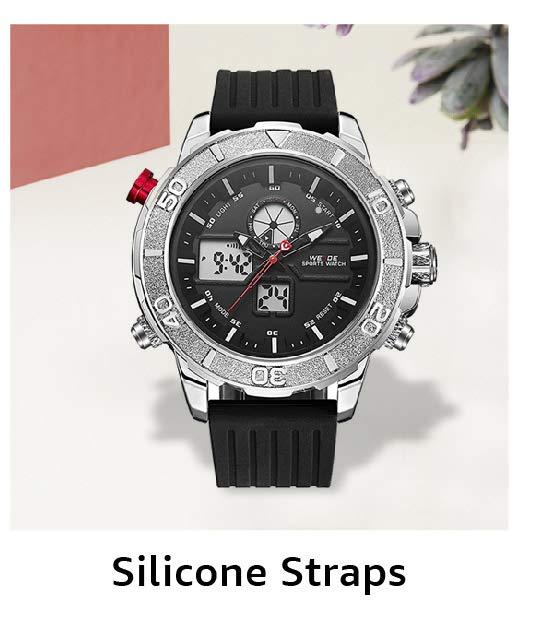 Silicone Straps