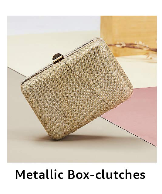 Metallic Box-clutches