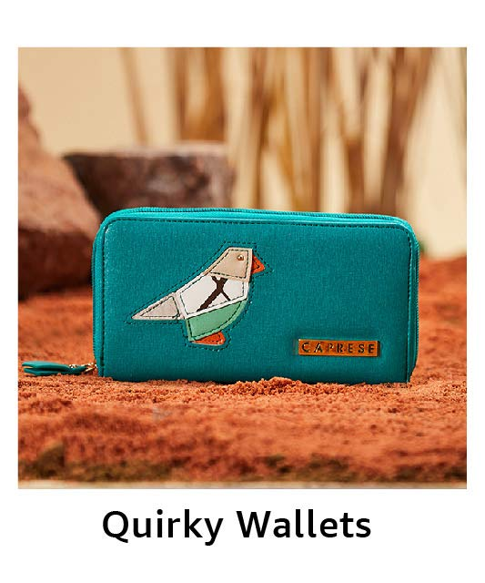 Quirky Wallets