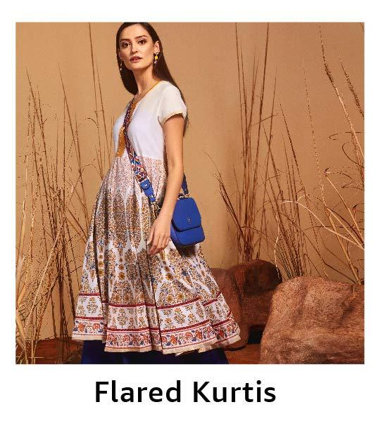 Flared Kurtis