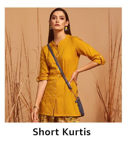 Short Kurtis