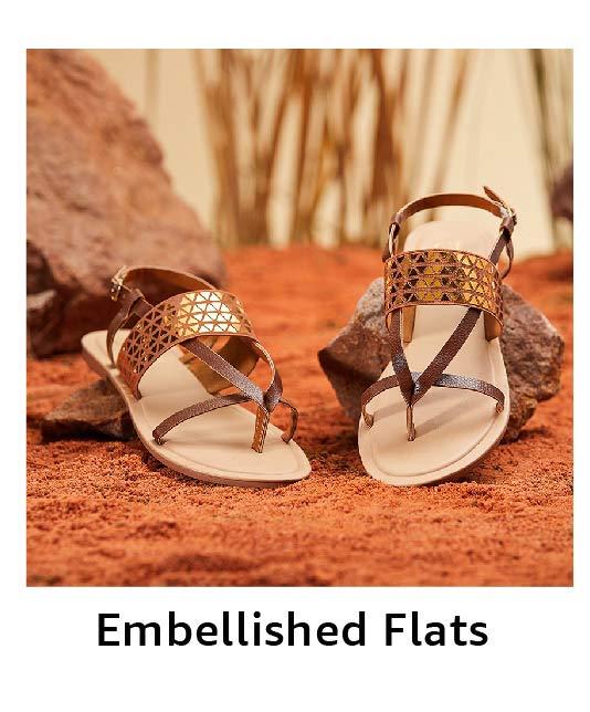 Embellished Flats