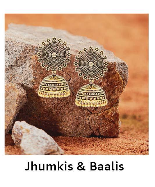 Jhumkis & Baalis