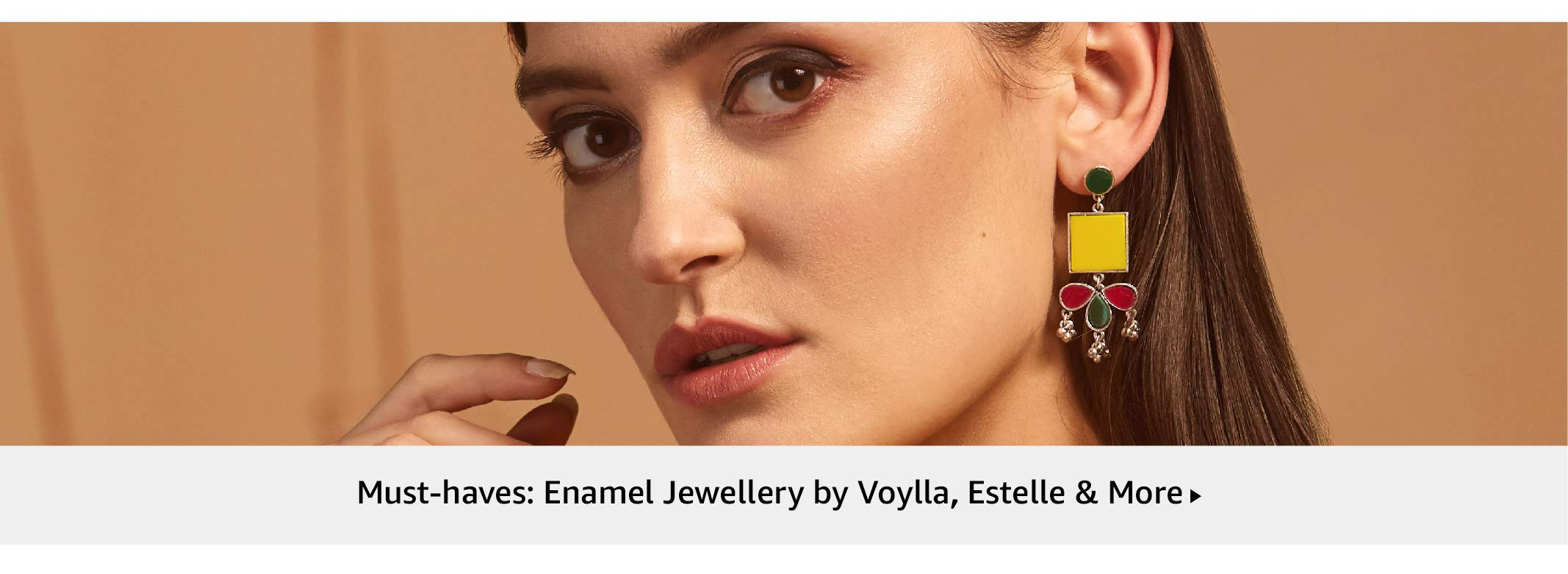 Must-haves: Enamel Jewellery by Voylla, Estelle & More