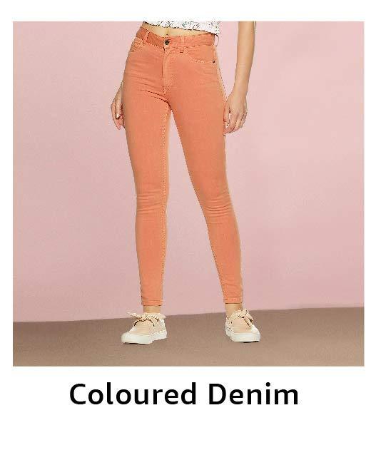 Coloured Denim