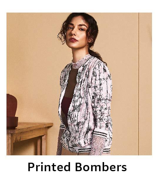 Printed Bombers