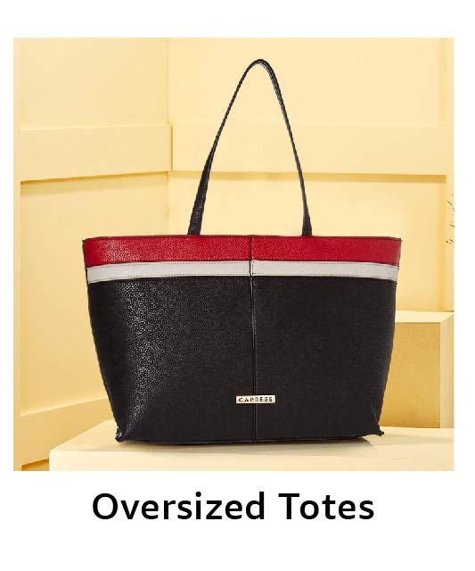 Oversized Totes