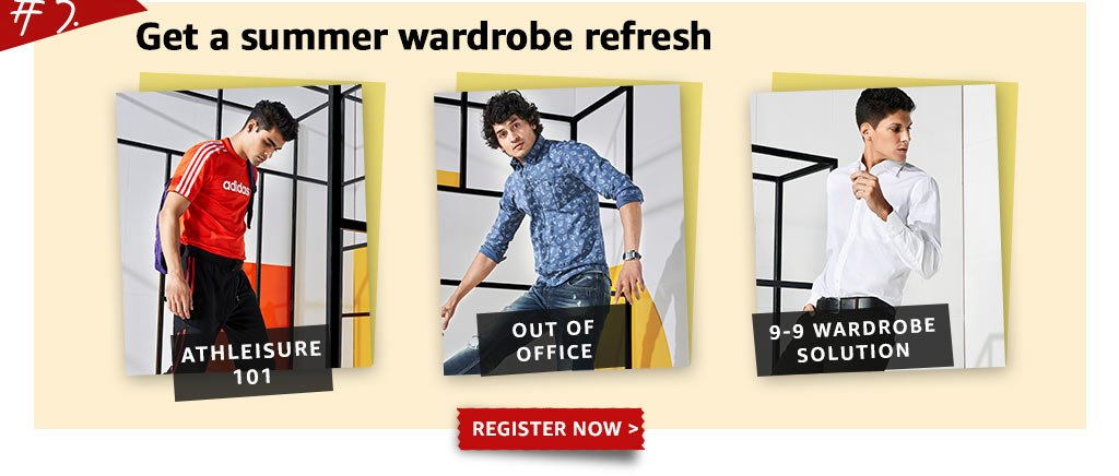 Summer Wardrobe Refresh