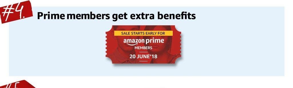 Prime Member benefits