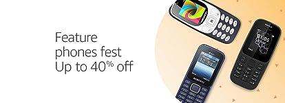 Feature phones fest