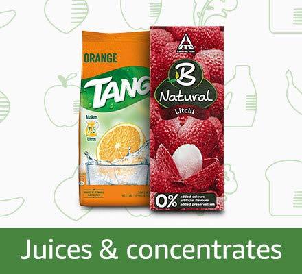 Juices & Concentrates