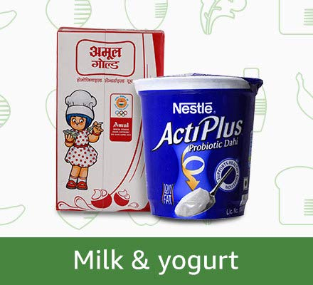 Milk & Yogurt