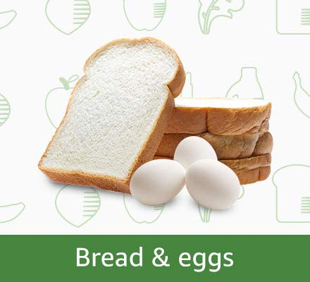 Bread & eggs