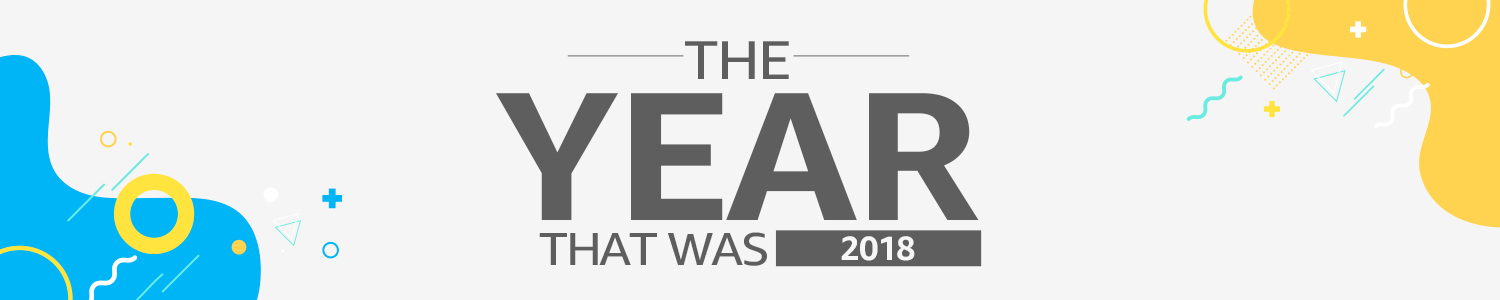 2018 - The year that was