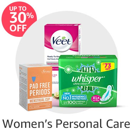 Womens personal care