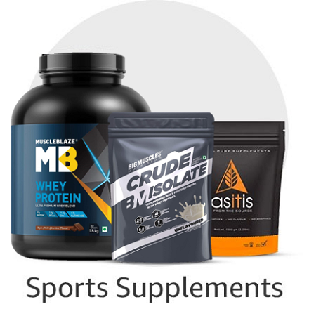 Best Sports Supplements for Body Builders and weight loss