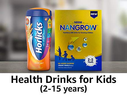 Health drinks for Kids