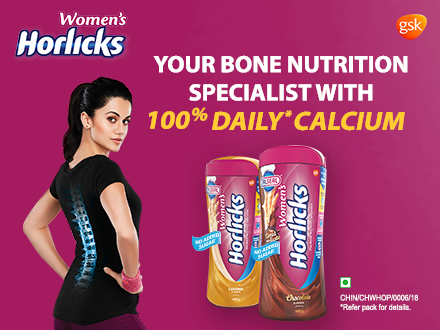 Horlicks women