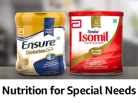 Nutrition for special needs
