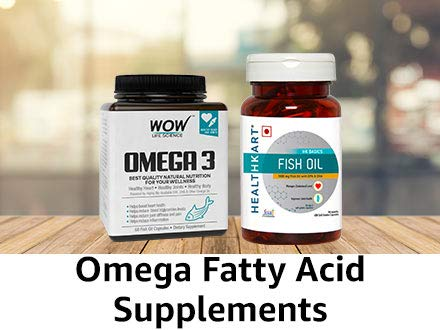 Omega Fatty Acid Supplements
