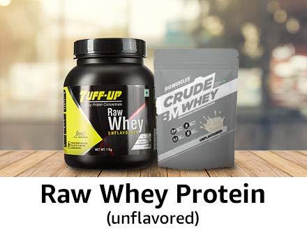 Raw whey Protein
