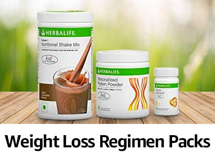 Weight loss packs