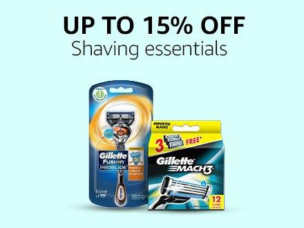 shaving essentials