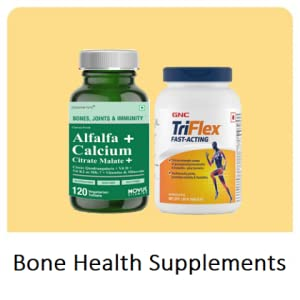 Bone Health Supplements