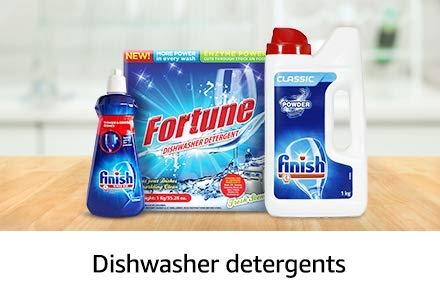 Dishwasher  Detergents