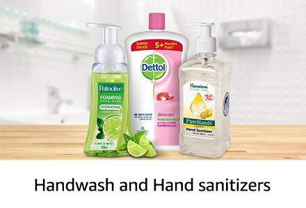 Handwash & Handsanitizers