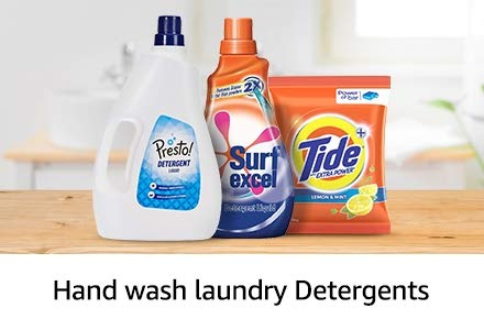 Hand Wash Laundry Detergents