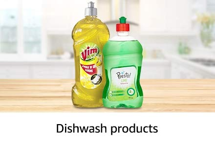 Dishwash  Products