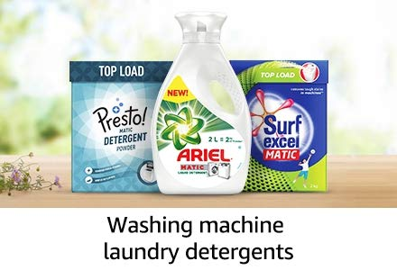 Washing Machine Laundry Detergents