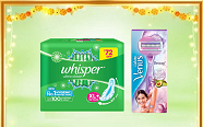 Women's personal care