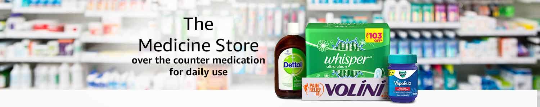 The Medicine store