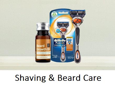 Shaving & beard care