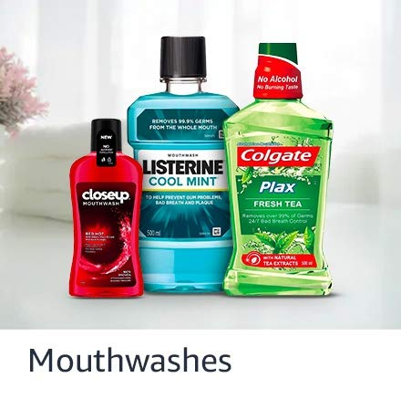 Mouthwashes