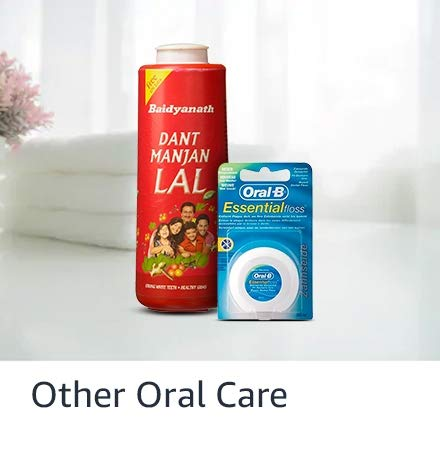 Other oral care