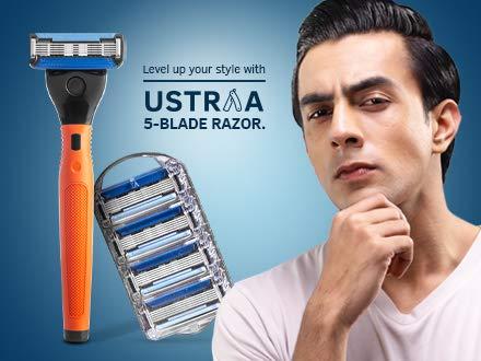 Ustraa 5-blade razor