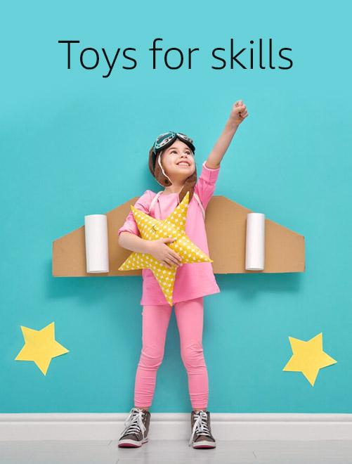 Toys for skills