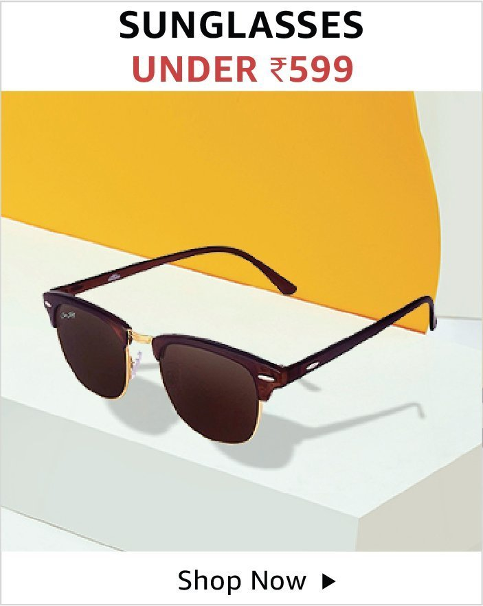 Sunglasses Under 599