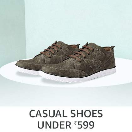 Mens shoes under Rs.599