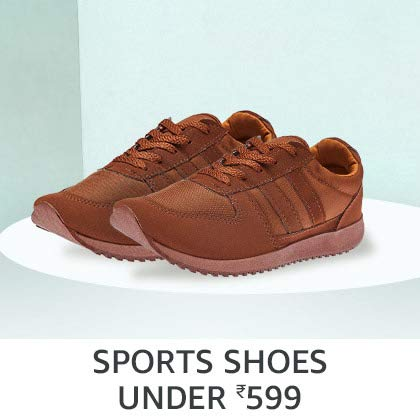 Men's sports shoes under Rs.599
