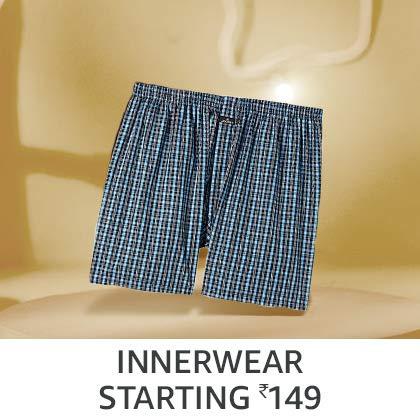 Mens innerwear starting 149