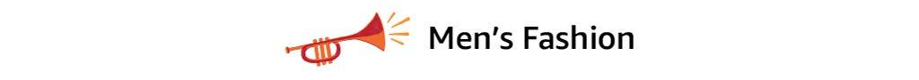 Men's fashion header