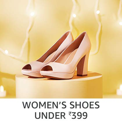 Womens shoes under 399