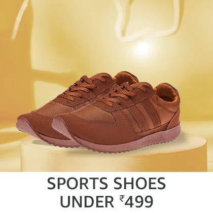 Men's sports shoes under 599