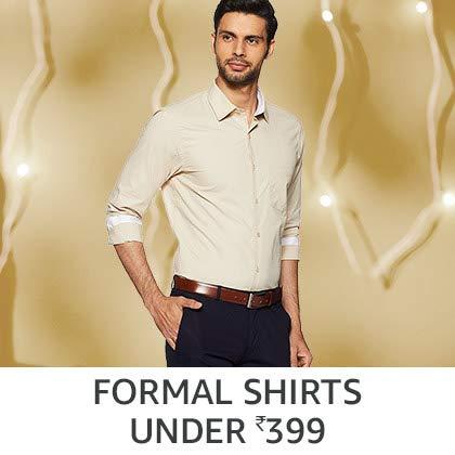 Formal shirts under 599